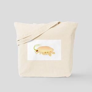 Mole Shrimp Sand Crab Sand Flea Tote Bag