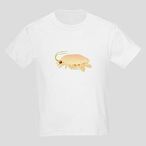 Mole Shrimp Sand Crab Sand Flea Kids Light T-Shirt
