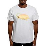 Mole Shrimp Sand Crab Sand Flea Light T-Shirt