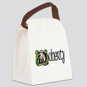 Doherty Celtic Dragon Canvas Lunch Bag