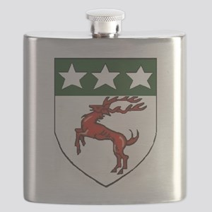 Doherty Crest Flask