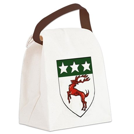 Doherty Crest Canvas Lunch Bag