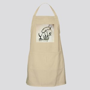 What's Up Dog? Apron