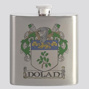 Dolan Coat of Arms Flask