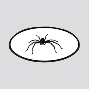 Spider silhouette Patches