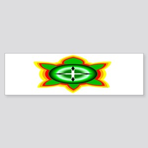 SOUTHEASTERN TRIBAL TURTLE Sticker (Bumper)
