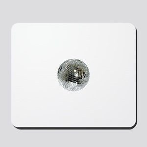 Spazzoid Disco Ball Mousepad