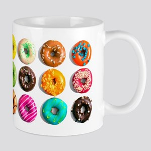 Donuts, Donuts Everywhe Stainless Steel Travel Mug