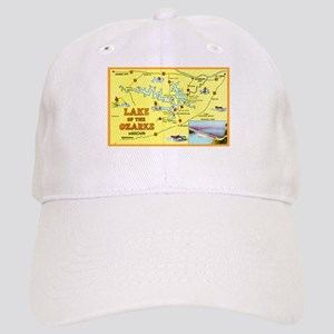 Lake of the Ozarks Map Cap