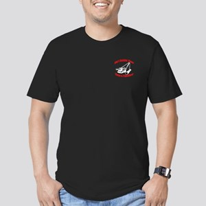 Aint Nothin Finer Men's Fitted T-Shirt (dark)