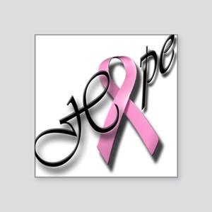 "BCA Hope Square Sticker 3"" x 3"""