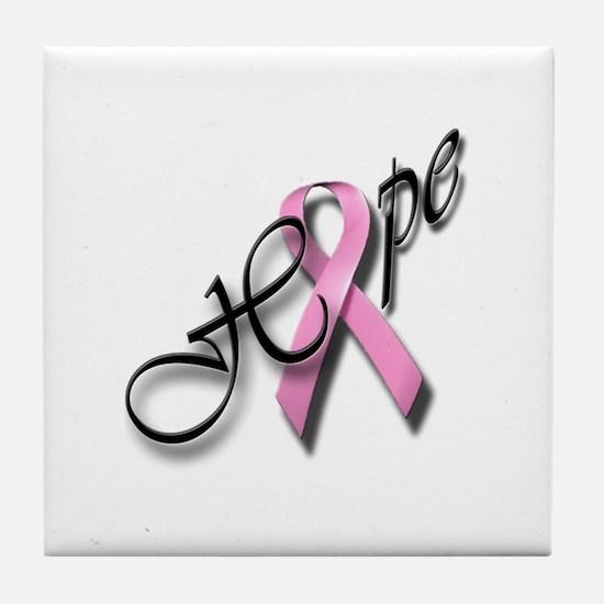 BCA Hope Tile Coaster