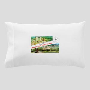 Kennedy Space Center Florida Pillow Case