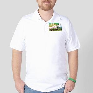 Kennedy Space Center Florida Golf Shirt