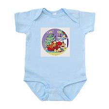 WAITING FOR SANTA! Infant Bodysuit