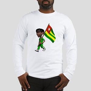 Cute 3D Togo Long Sleeve T-Shirt