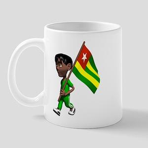 Cute 3D Togo Mug