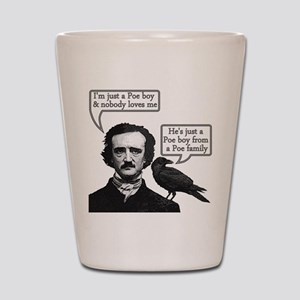 Poe Boy II Shot Glass