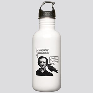 Poe Boy II Stainless Water Bottle 1.0L
