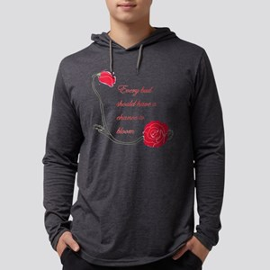 Chance to Bloom Mens Hooded Shirt