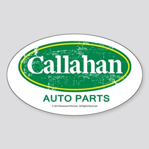 Callahan Sticker (Oval)