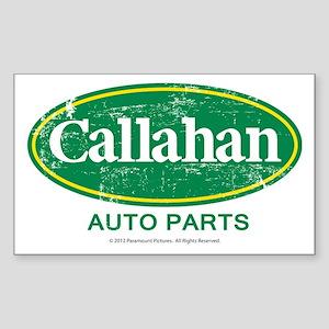 Callahan Sticker (Rectangle)