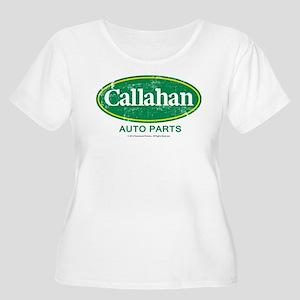 Callahan Women's Plus Size Scoop Neck T-Shirt