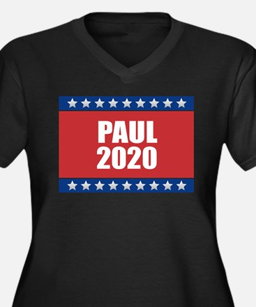 Rand Paul 2020 Plus Size T-Shirt