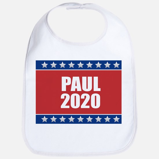 Rand Paul 2020 Baby Bib