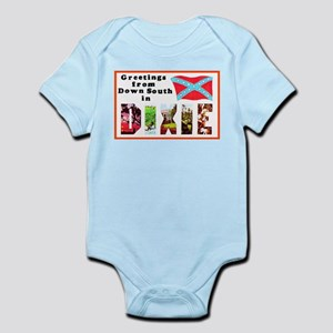 Dixie Southern Greetings Infant Bodysuit