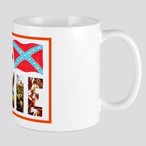Dixie Southern Greetings Mug
