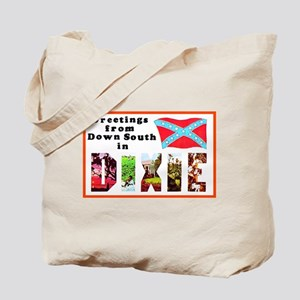 Dixie Southern Greetings Tote Bag