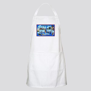 Cape Cod Massachusetts Apron