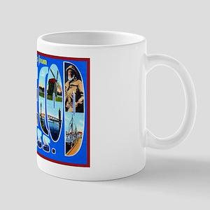 Cape Cod Massachusetts Mug
