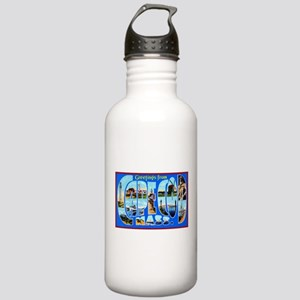 Cape Cod Massachusetts Stainless Water Bottle 1.0L