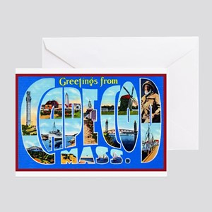 Cape Cod Massachusetts Greeting Card