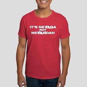 Nevada White Dark T-Shirt
