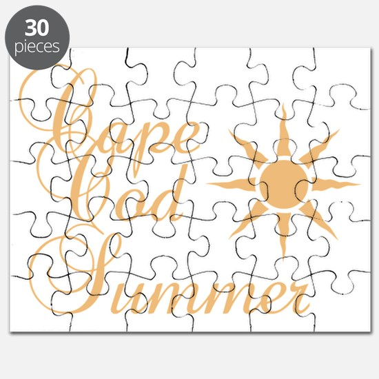 Cape Cod Summer Puzzle