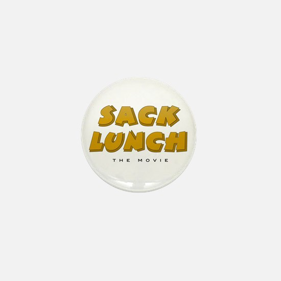 Sack Lunch - Mini Button