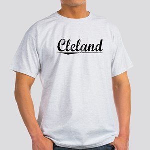Cleland, Vintage Light T-Shirt