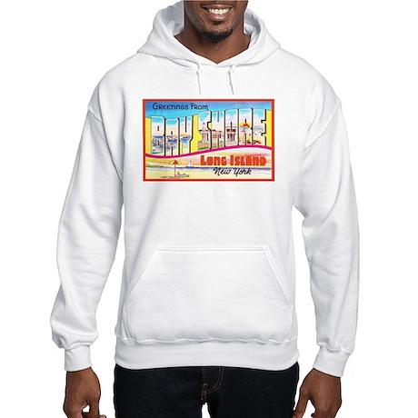 Bay Shore Long Island Hooded Sweatshirt