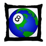 Random World Order Pillow