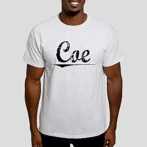 Coe, Vintage Light T-Shirt