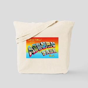 Asbury Park New Jersey Tote Bag