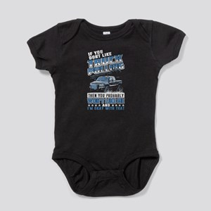 LOVE TRUCK PULLING SHIRT Body Suit