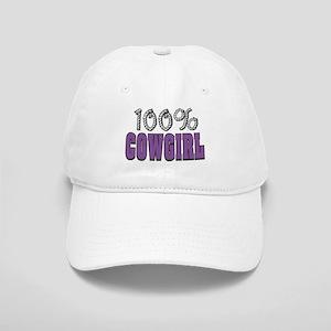 100% Cowgirl Cap