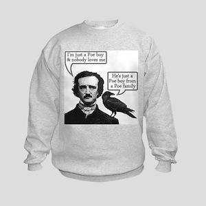 Poe Boy II Kids Sweatshirt