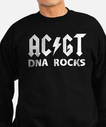DNA rocks Sweatshirt (dark)