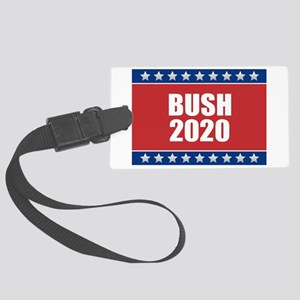 Bush 2020 Large Luggage Tag