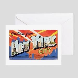 New York.jpg Greeting Card